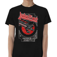 Judas Priest | Silver and Red Vengance | Men's T-shirt