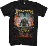 Megadeth | New World Order | Men's T-shirt