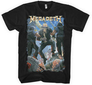 Megadeth | Vic Taken Away | Men's T-shirt