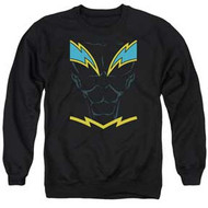 Black Lightning | Black Lightning  | Crewneck Sweatshirt