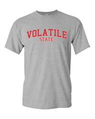 Volatile | State | Men's T-shirt