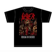Slayer | Reign In Blood | Men's T-shirt