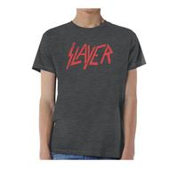 Slayer | Distressed Logo | Men's T-shirt
