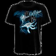 Children of Bodom | Reaper Lightning Hand | Men's T-shirt