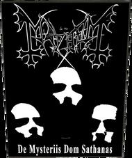 Mayhem | Deathlike Silence | Backpatch