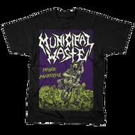 Municipal Waste | Massive Aggressive | Men's T-shirt