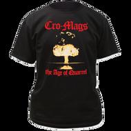 Cro-Mags   The Age of Quarrel   Men's T-shirt