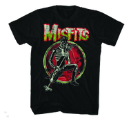 Misfits | Skeleton Solo | Men's T-shirt