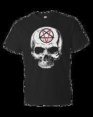 Volatile | V Pentagram Skull | Men's T-shirt