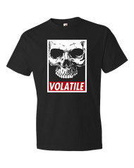 Volatile | Skull | Men's T-shirt