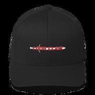 Long Claw | Logo | Flex Fit Hat