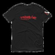 Volatile | Volatile Snowboards | Logo | Men's T-shirt