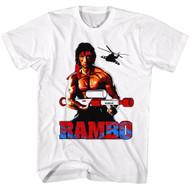 Rambo - White