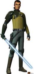 Star Wars Rebels Kanan Cardboard Stand Up