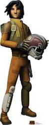 Star Wars Rebels Ezra Cardboard Stand Up