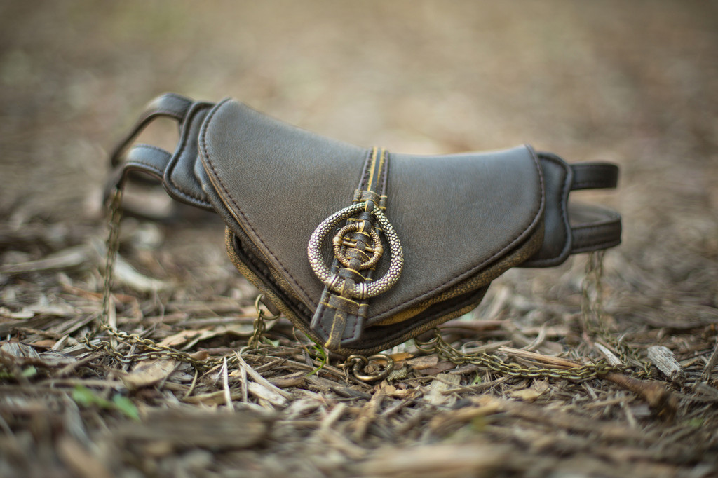 Dune Hip Bag - Sahara Edition