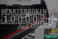 Hearts Broken & Counting