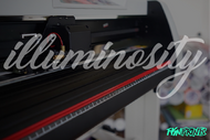 Illuminosity 23in Banner