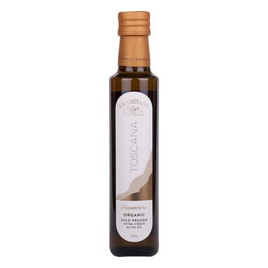 Toscana signature Australian premium organic cold pressed extra virgin olive oil