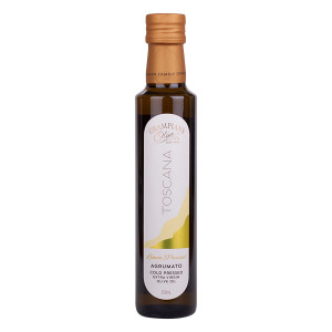Lemon pressed agrumato Australian extra virgin olive oil