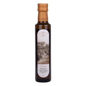 'Delicate' Grampians olive estate organic cold pressed extra virgin olive oil late harvest