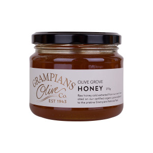 Olive grove honey