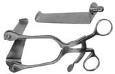 "Cloward Style Blade Retractor, 7 1/2"", 18.0 Mm"