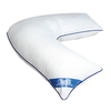 Contour L shaped pillow makes a great gift for anyone who sleeps in a bed!