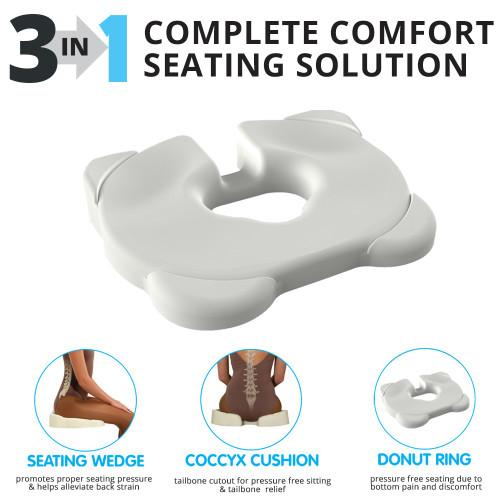 Donut Cushion Amp Coccyx Seat Cushion
