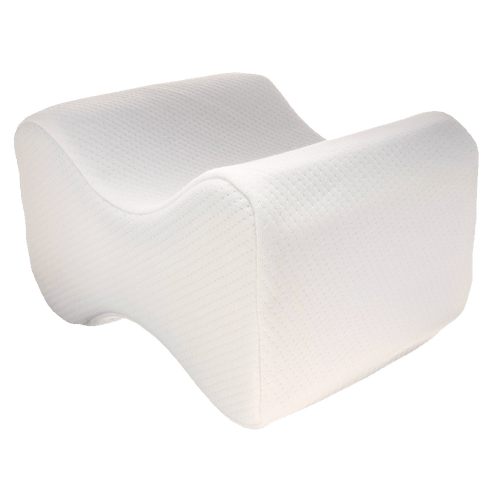 Contour Cool Leg Pillow With Innovative Cooler Memory Foam
