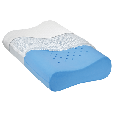 Contour Cloud Cool Air Edition Pillow With Breathable Case