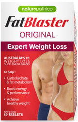FatBlaster 60 tabs Naturopathica