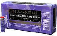 Peking Royal Jelly 2000mg and Panax Ginseng 2000mg 30 vials Sport Formula