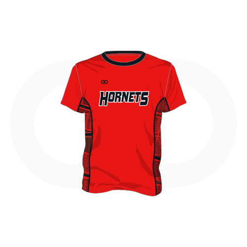 Cerritos Hornets Red T-Shirt