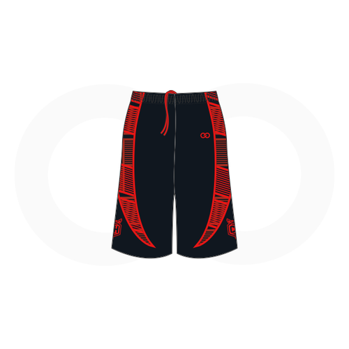 Cerritos Hornets Black Shorts