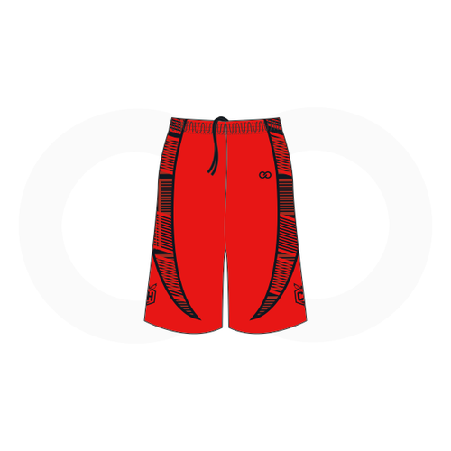 Cerritos Hornets Red Shorts