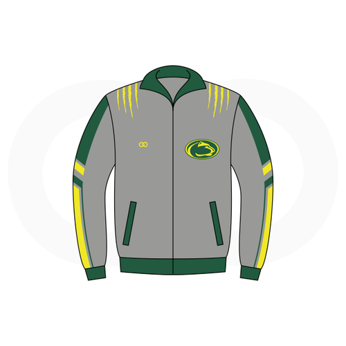 Panthers Basketball Track Jacket