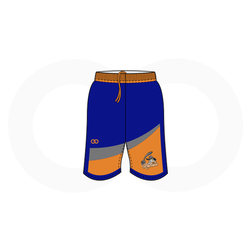 Tolsia Rebels Away Basketball Shorts