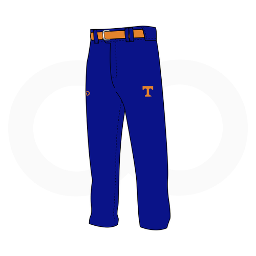Tolsia Rebels Alternate Baseball Pants