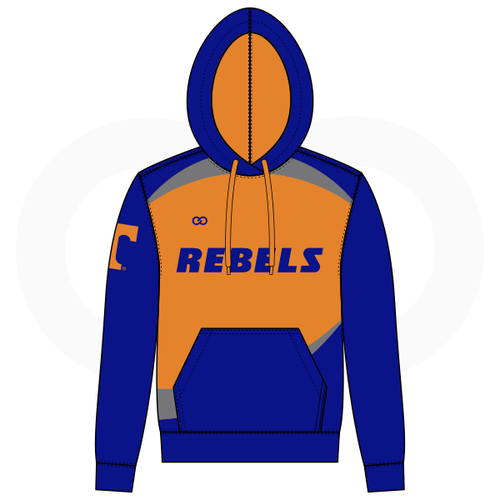 Tolsia Rebels Sublimated Hoodie