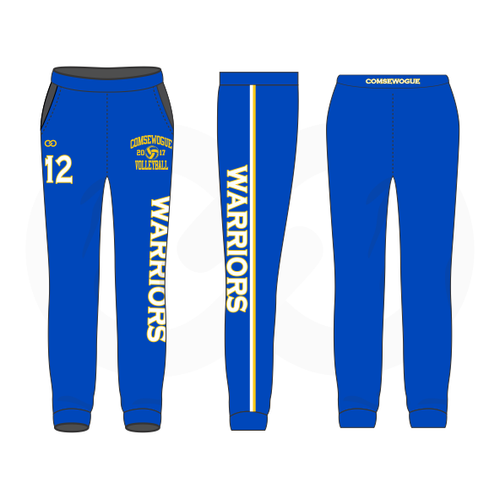 Wogue Warriors Volleyball Track Pants