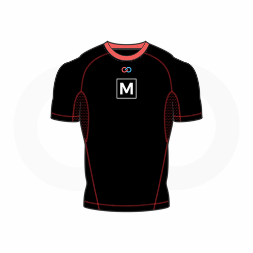 Youth Short Sleeve Compression Shirt