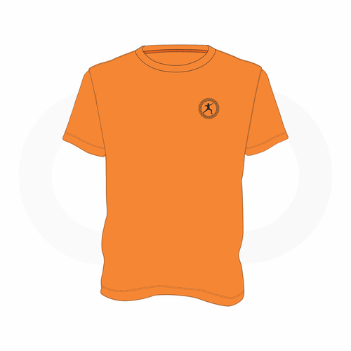 Teuroc Cotton T-Shirt (Circular Logo)