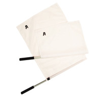 Goal Umpire Flags (Foam Grip)