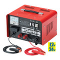 CLARKE BATTERY CHARGER BC125 START & CHARGE 12-24 VOLT