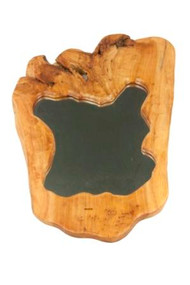 Wooden Mirror - Small