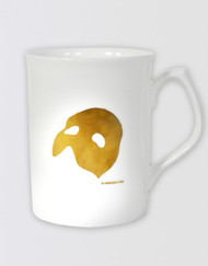 The Phantom of the Opera White China Coffee Mug