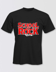 SCHOOL OF ROCK Unisex Logo T-Shirt
