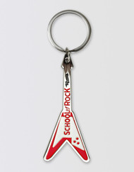 SCHOOL OF ROCK Guitar Keyring