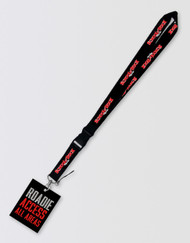 SCHOOL OF ROCK Lanyard
